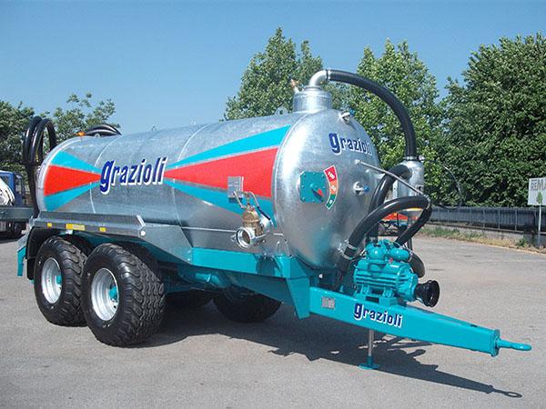 濟寧液態肥罐車